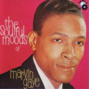 <i>The Soulful Moods of Marvin Gaye</i> 1961 studio album by Marvin Gaye