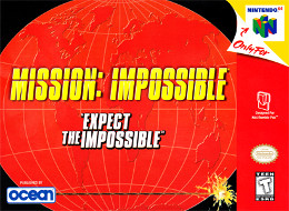 <i>Mission: Impossible</i> (1998 video game) video game by Ocean Software