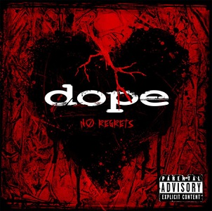 <i>No Regrets</i> (Dope album) 2009 studio album by Dope