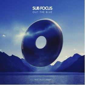 Sub Focus featuring Alice Gold — Out the Blue (studio acapella)