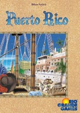 Picture of a game: Puerto Rico