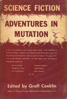 Science Fiction Adventures in Mutation