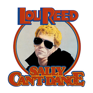 <i>Sally Cant Dance</i> 1974 studio album by Lou Reed