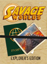 Savage Worlds generic role playing game
