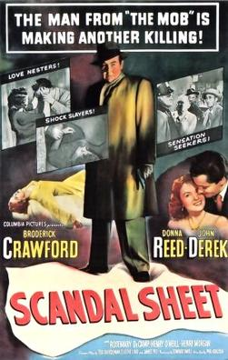 Scandal Sheet (1952 film)