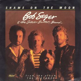 Shame on the Moon 1982 single by Bob Seger & The Silver Bullet Band