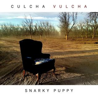 <i>Culcha Vulcha</i> 2016 studio album by Snarky Puppy