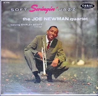 <i>Soft Swingin Jazz</i> 1958 studio album by Joe Newman Quartet Featuring Shirley Scott