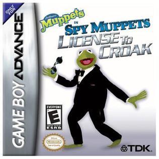 Spy Muppets: License to Croak - Wikipedia