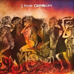 <i>Storm Corrosion</i> (album) 2012 studio album by Storm Corrosion