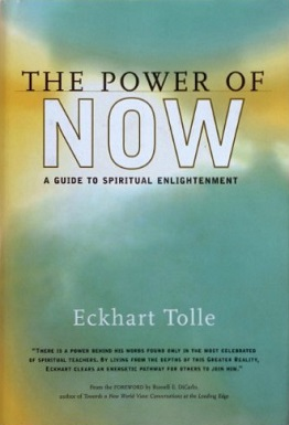 Picture of a book: The Power Of Now