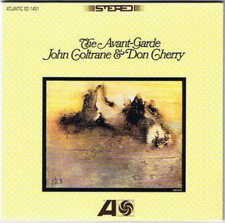 <i>The Avant-Garde</i> (album) 1966 studio album by John Coltrane and Don Cherry