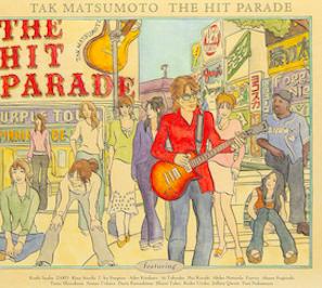 <i>The Hit Parade</i> (Tak Matsumoto album) 2003 studio album by Tak Matsumoto