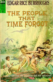 The People That Time Forgot (novel)