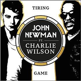 John Newman featuring Charlie Wilson — Tiring Game (studio acapella)