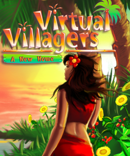Picture of a game: Virtual Villagers