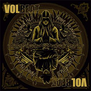 Cover of Volbeat - Beyond Hell, Above Heaven