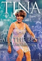 All the Best - The Live Collection artwork