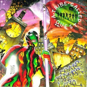 <i>Beats, Rhymes and Life</i> 1996 studio album by A Tribe Called Quest