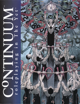 Continuum: Roleplaying in The Yet