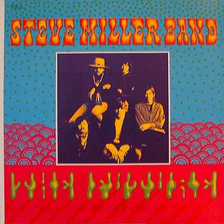 <i>Children of the Future</i> (Steve Miller Band album) 1968 studio album by Steve Miller Band