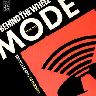 Behind the Wheel 1987 single by Depeche Mode
