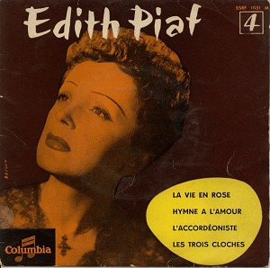 1947 song by Édith Piaf