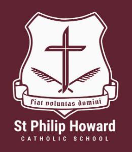 St Philip Howard Catholic High School Academy in Barnham, West Sussex, England