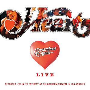 <i>Dreamboat Annie Live</i> 2007 live album by Heart