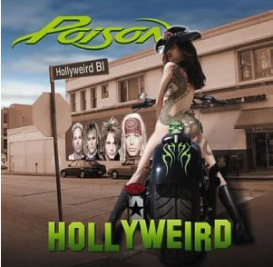 <i>Hollyweird</i> 2002 studio album by Poison