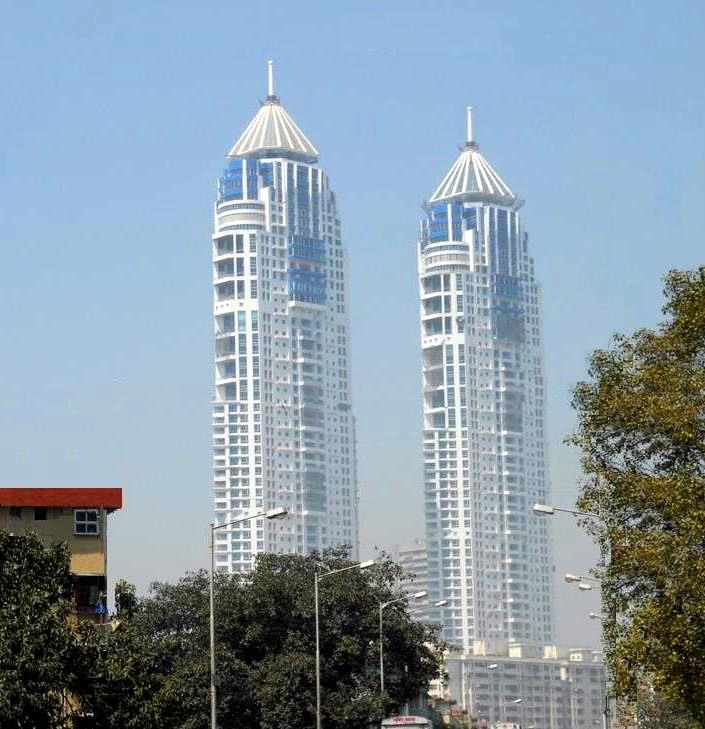 List of tallest twin buildings and structures - Wikipedia