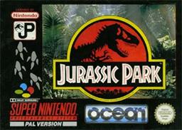 Jurassic Park (SNES video game) httpsuploadwikimediaorgwikipediaen667Jur