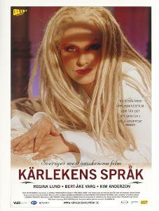 <i>Kärlekens språk</i> 2004 film by Anders Lennberg
