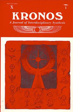 Kronos: A Journal of Interdisciplinary Synthesis - Wikipedia