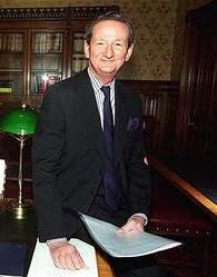 Terence Boston, Baron Boston of Faversham British politician