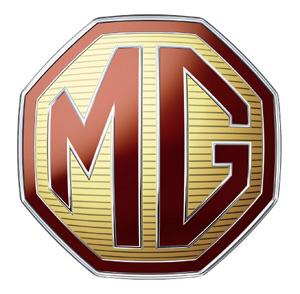 Emblem, MG Logo - MG Magic, Classic Motor Parts