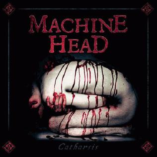 <i>Catharsis</i> (Machine Head album) 2018 studio album by Machine Head