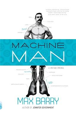 Machine Man (novel)