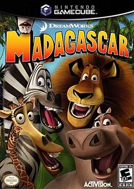 Madagascar video game Wikipedia