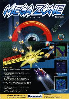 Mega Zone Video Game Wikipedia