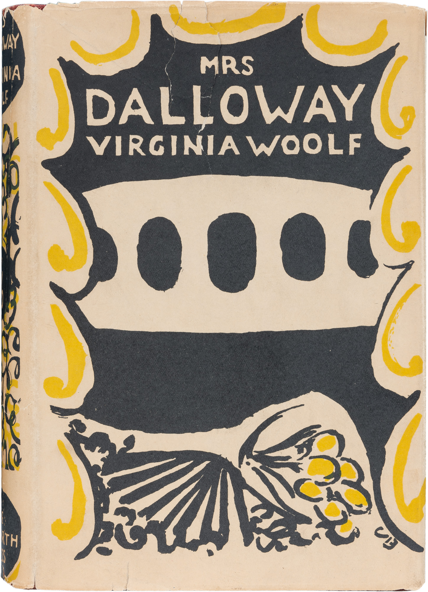 Picture of a book: Mrs Dalloway