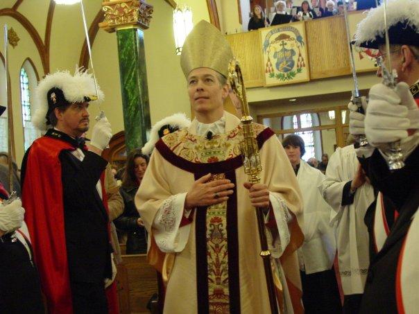 Statement of Bishop Alexander K. Sample In Response to Bishop Thomas