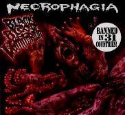 <i>Black Blood Vomitorium</i> 2000 EP by Necrophagia