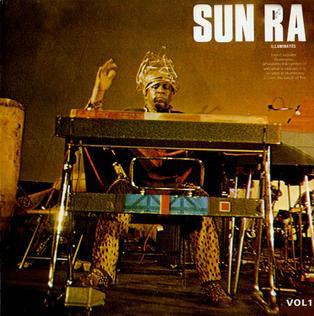 <i>Nuits de la Fondation Maeght</i> (Sun Ra album) 1971 live album by Sun Ra