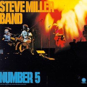 <i>Number 5</i> (album) 1970 studio album by Steve Miller Band