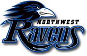 Olathe northwest high school raven logo.png