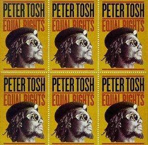 <i>Equal Rights</i> (album) 1977 studio album by Peter Tosh
