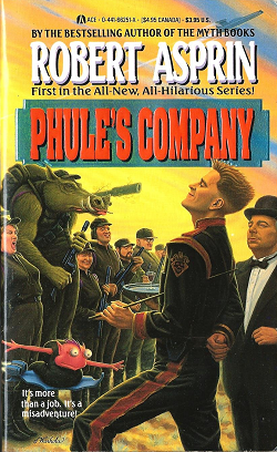 Phule's Company by Robert Asprin cover 1990.png