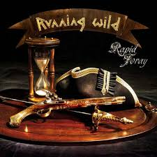 <i>Rapid Foray</i> 2016 studio album by Running Wild
