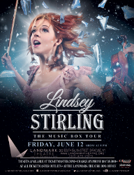 Did Lindsey Stirling Tour With The Celtic Woman